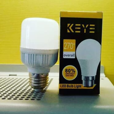7W Bright LED Bulb (AC)