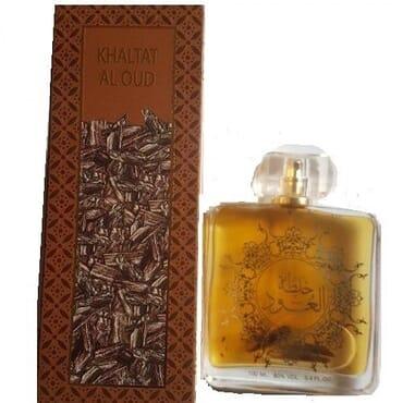 Khaltat Al Oud EDP Perfume For Men 100ml