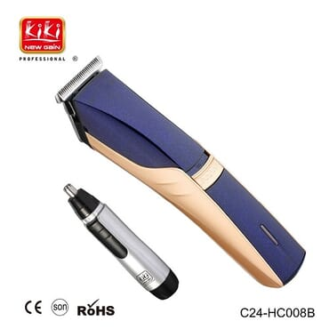 New Gain Rechargeable Hair Clipper and Nose Trimmer