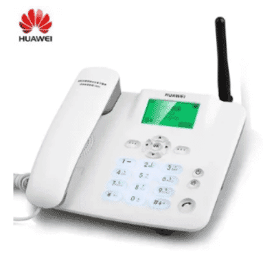 Huawei F317 Gsm Landline Sim Card Phone With Radio