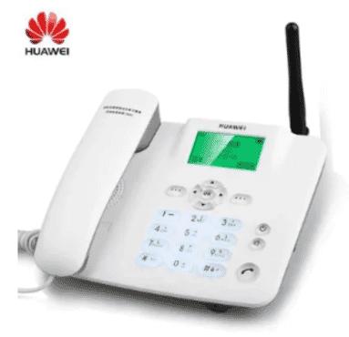 Huawei F317 Gsm Landline Sim Card Phone With Radio