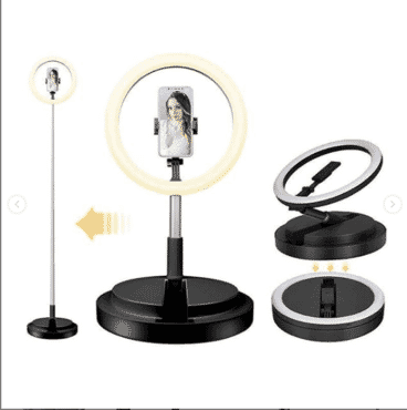 LED ring light Shooting lighting Smartphone stand Telescopic 170cm Tripod Instagram SNS video live distribution Smartphone camera Selfie product shooting ### LED stand YZ-##