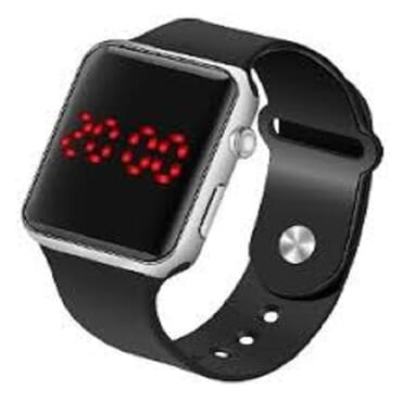 LED DIGITAL WRIST WATCHES