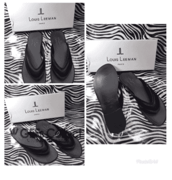 Men's Louis Leeman Slippers