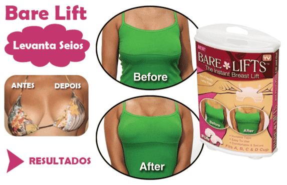 Bare Lifts Instant Breast Lift Support
