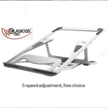 Wiwo aluminum foldable laptop stand