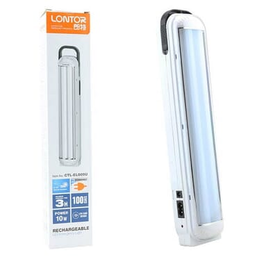 Lontor Rechargeable Classic Emergency Lamp EL009u | Medium
