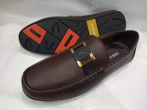 Classic louis vuitton loafers