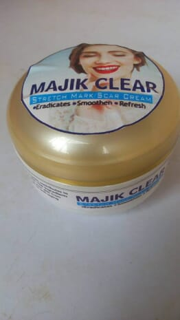 Majik Clear Stretchmarks / Scar Cream