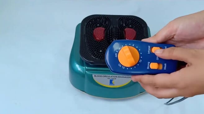 KEDI Blood Circulation And Body Massaging Machine