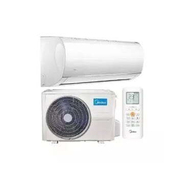 Midea 1HP Split Unit Air Conditioner With Installation Kit - Msafc-09cr