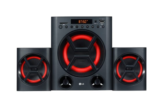 LG Bluetooth Xboom System Lk72b