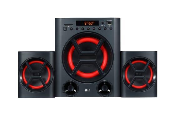 LG Bluetooth Xboom System Lk72b