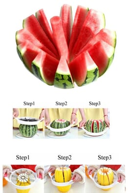 Medium Size Watermelon Slicer 29cm