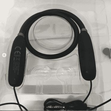 Villaon VB653 Wireless Bluetooth Headset with Mic (Black)