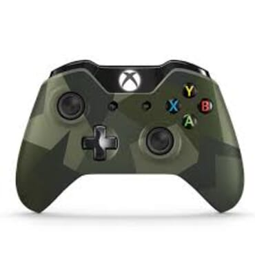 Microsoft Xbox360 Wireless Controller For Xbox One - Armed Forces Special Edition
