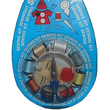 Mini Sewing Kit - 7pcs