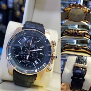 Fine Men's Watches - Business Casual Series