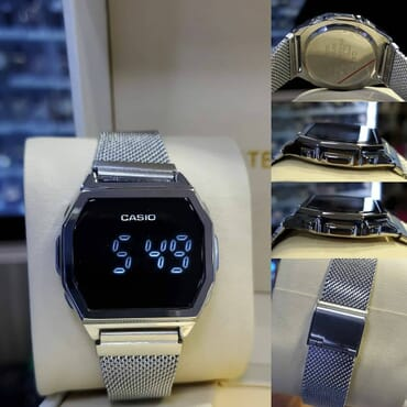 Casio Touchscreen Watch