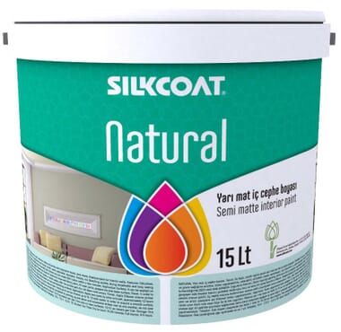 NATURAL (SATIN PAINT)
