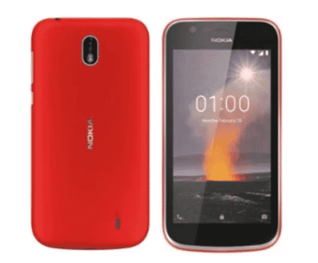 Nokia The New Nokia 1 | 5 Mp Camera With Led Flash 1g/8g