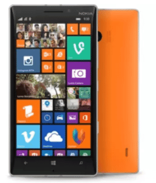 Nokia Lumia 930 - Orange