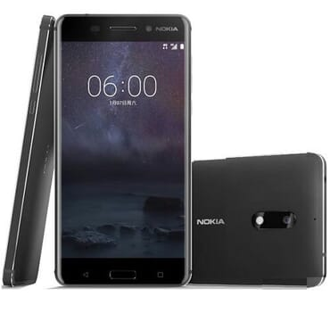 Nokia Nokia Mobile 6 Android| Dual SIM| 32GB ROM|3GB RAM