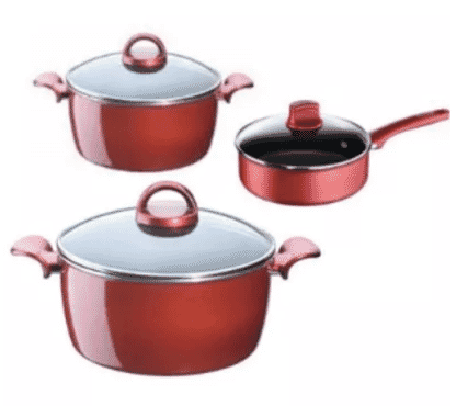 Tefal Non Stick Cooking Pot Set