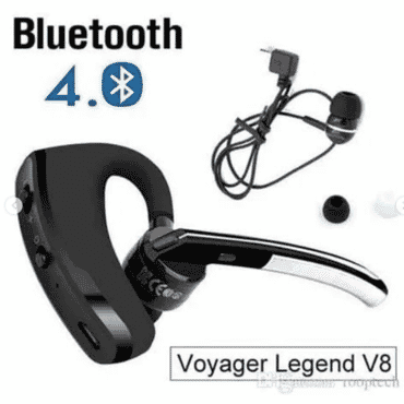 Hands-free Samsung Executive Smart Bluetooth Headset Black
