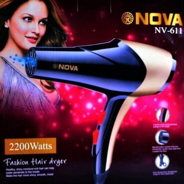 Nova Professional Hair dryer NV- 611 | 2200 Watt