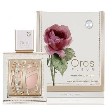 Oros Ffleur EDP Perfume For Women 85ml