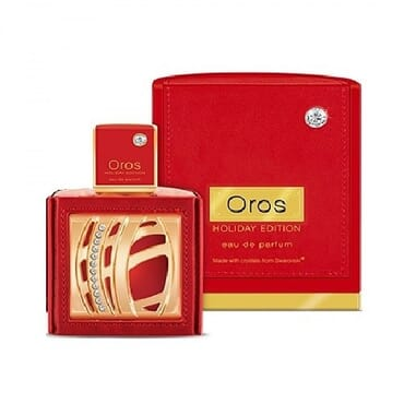 Oros Holiday Edition EDP Perfume For Women 85ml