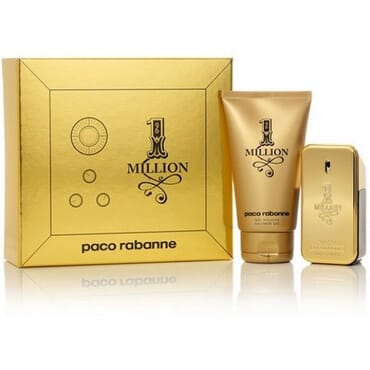 Paco Rabanne 1 Million EDT Gift Set 100ml For Men