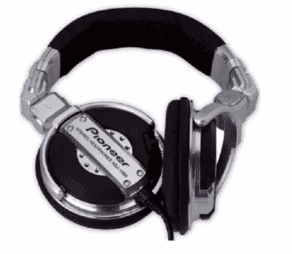 Pioneer Best DJ Headphones- HDJ-1000