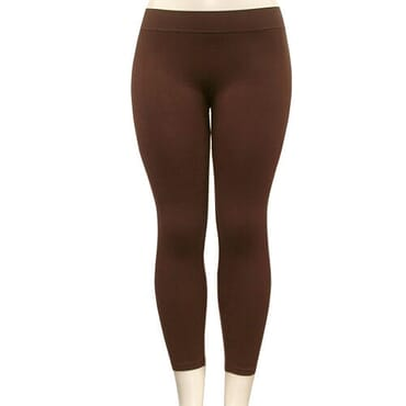 Women Plain Leggings