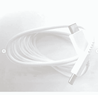 Samsung Galaxy S20 USB-C to USB-C Power Delivery Cable 1M - White