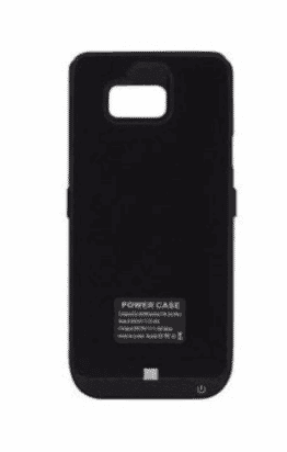 Backup Power Pack For Galaxy Note 5 - 4200mAh - Black