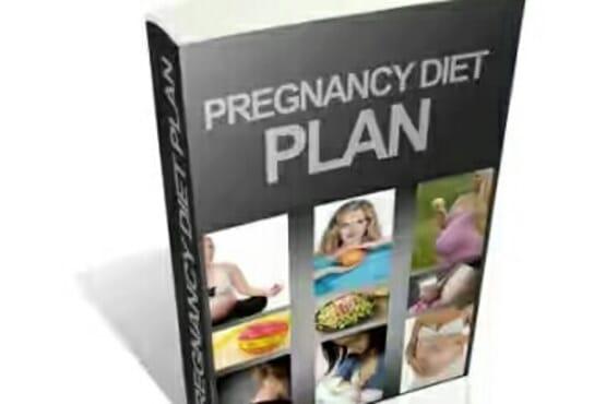 Pregnancy diet plan