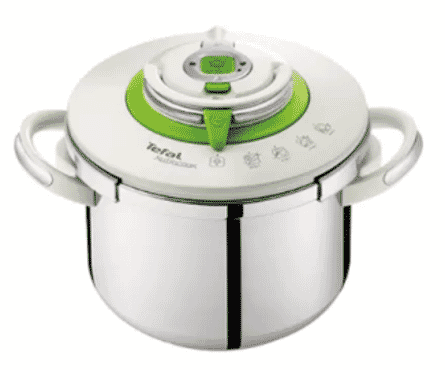 Tefal 6l Pressure Nutricook - 4 Exclusive Cooking Programs