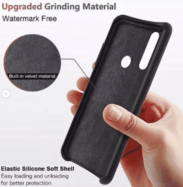 TPU Silicone Case For Huawei Y9 Prime - 2019