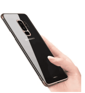 Xundd Transparent Protective Back Case For Samsung Galaxy S9