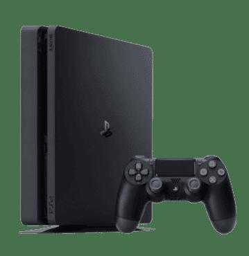 PS4 1TB SLIM CONSOLE