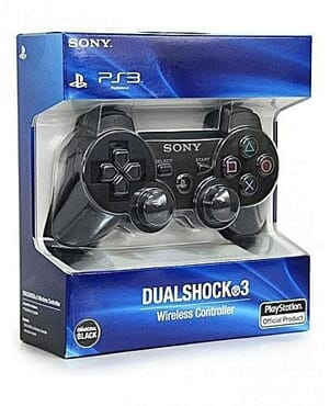 Sony PS3 Controller Pad - DualShock 3 Wireless Controller