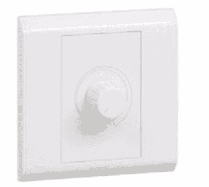 Legrand Push & Rotary Dimme - 1000 W - 500 W - 1 Gang - 2 Way - 617031