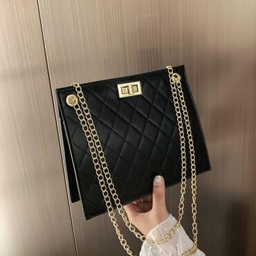 Women's Western Chain Shoulder Bag