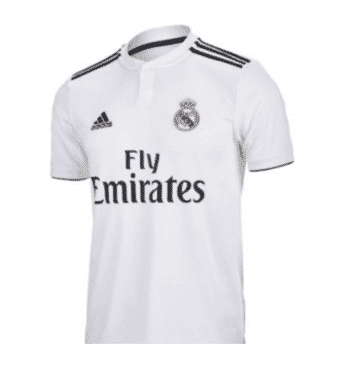 Real Madrid Home Jersey 2018/2019