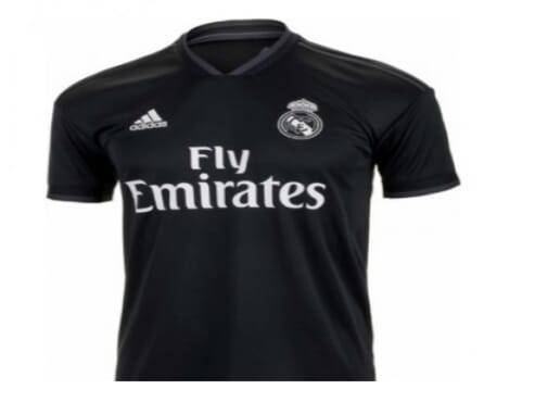 Real Madrid Away Jersey 2018/2019
