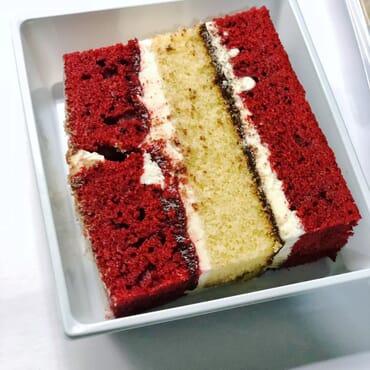 RV Gourmet Cake Slices