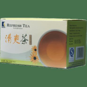 Refresh Tea (x 20 Tea Bags):  Improves General Eye Sight