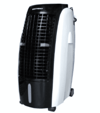 Restpoint 15-Litre Air Cooler - EL-16A - Black & White